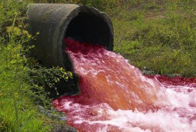 Загрязнение подземных вод