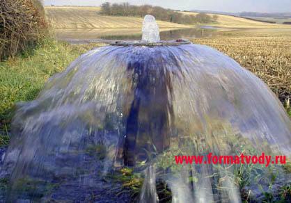 Запасы подземных вод